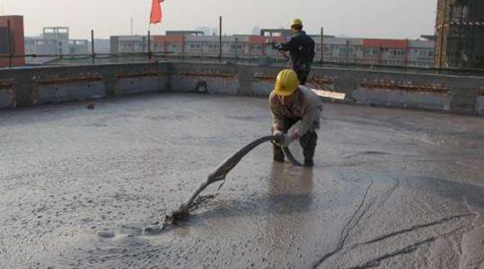 Thermal insulation principle of foam concrete light soil